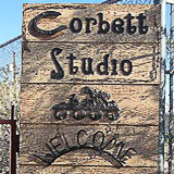 Corbett Studio Sign